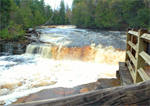 Lower Tahquamenon Falls, Upper Michigan Waterfalls